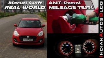 Maruti Swift Petrol-AMT Mileage Test | India Ki Favourite Hatchback Kitna Deti Hai?