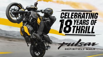 Bajaj Pulsar brand celebrate 18 years of success with new campaign [Video]