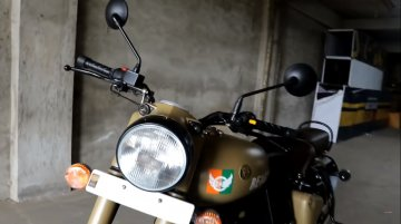 Check out BS-VI Royal Enfield Classic 350 Signals in detail [Video]
