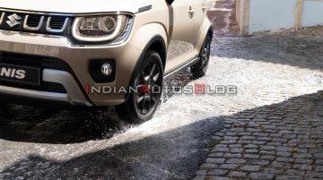 Exclusive: 2020 Maruti Ignis (2020 Suzuki Ignis) full-HD images leaked