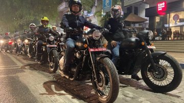 Classic Legends announce Perak Fridays Night Rides initiative