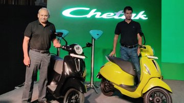Bajaj Auto gets 2,000 bookings for the Chetak Electric scooter