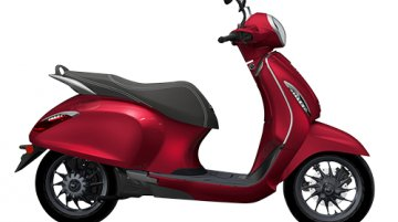 Chetak electric scooter bookings resume - Report