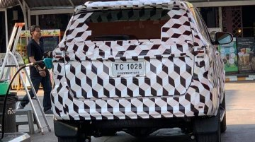 2021 Toyota Fortuner (facelift) - Image Gallery