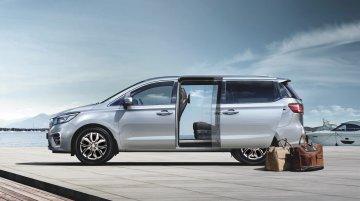 Kia Carnival fuel economy figure revealed