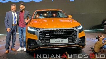 Audi Q8 भारत में हुई लॉन्च, प्राइस 1.33 करोड़ रूपए, देखिए वीडियो