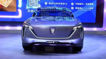 Roewe Vision-i and Maxus D90 - Image Gallery