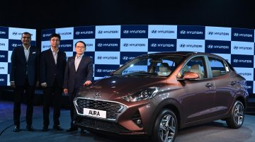 Hyundai Aura launched in India, priced from INR 5.80 lakh [Video]