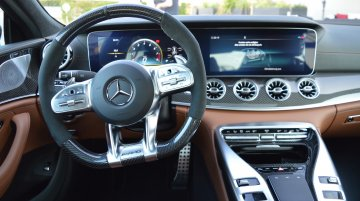 Mercedes-AMG GT 4-Door Coupé - Image Gallery