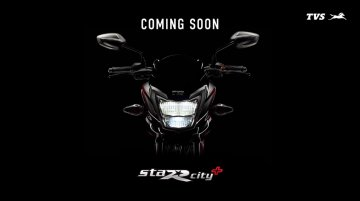 BS-VI TVS Star City Plus teased, to be launched on 25 January [Video]