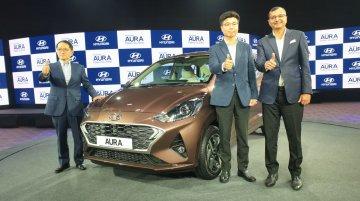 Hyundai Aura - Image Gallery