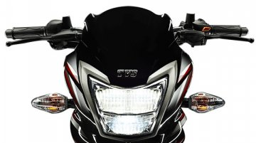 BS-VI TVS Star City Plus launched with first-in-segment LED headlamp
