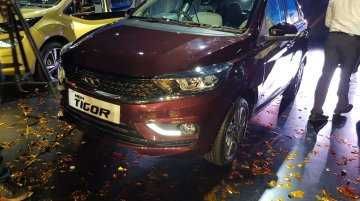 Facelifted Tata Tiago and Tigor launched at INR 4.6 lakh and INR 5.75 lakh [Video]