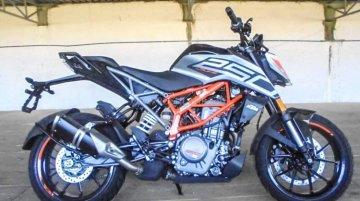 नए कलर के साथ बीएस6  KTM 250 Duke 4,000 रूपए होगी महंगी
