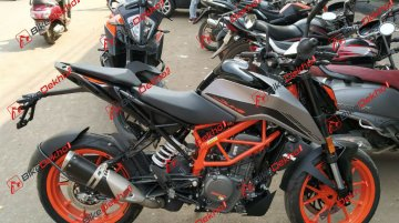 KTM 390 Duke to get new colours & an INR 5,000 price hike with BS-VI upgrade