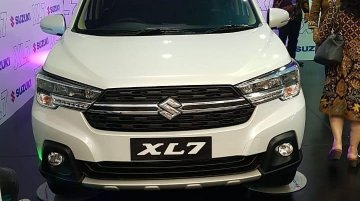 Maruti XL6-based Suzuki XL7 exterior, interior, brochure & prices leaked [Video]