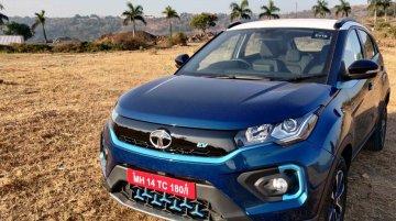 Tata Nexon EV Sees A Second Price Hike, Thankfully Marginally!