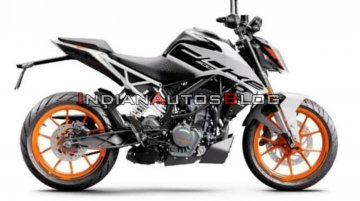 BS-VI KTM 200 Duke to feature dual-channel ABS [Video]