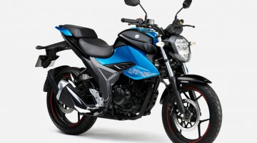 India-made new Suzuki Gixxer launched in Japan at whopping INR 2.30 lakh