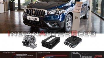 Exclusive: Maruti Suzuki 48V SHVS smart hybrid system new details revealed