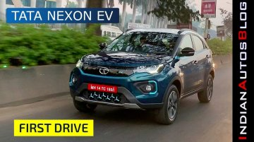 Tata Nexon EV Detailed First Drive Review (Hindi)