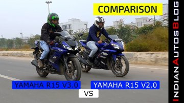 Yamaha R15 v2.0 vs v3.0 Comparison (Hindi) | Is Newer Always Better?