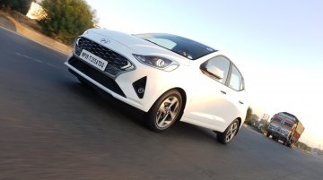 Hyundai Aura - First Drive Review [Video]