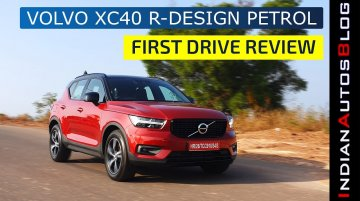 Volvo XC40 R-Design Petrol First Drive Review | Death of Diesel?