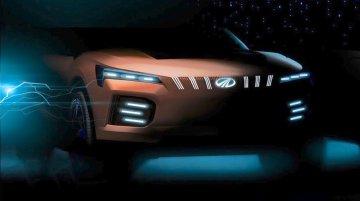 Auto Expo 2020: Mahindra XUV500 EV concept teased, to spawn 2020 Mahindra XUV500