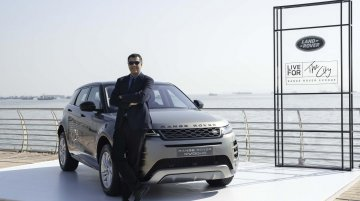 2020 Range Rover Evoque launched at a starting price of INR 54.94 lakh
