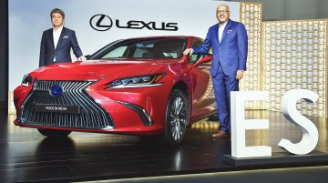 Lexus ES entry-price slashed by a whopping INR 8 lakh