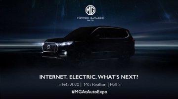 ऑटो एक्सपो में MG D90 करेगी डेब्यू, Toyota Fortuner से होगा मुकाबला