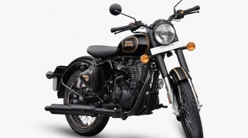 Royal Enfield axes 500 cc motorcycles, announces Classic 500 Tribute Black