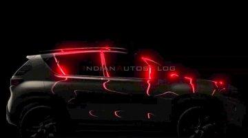 2020 Kia Sonet का टीजर ऑटो एक्सपो 2020 में वर्ल्ड प्रीमियर से पहले