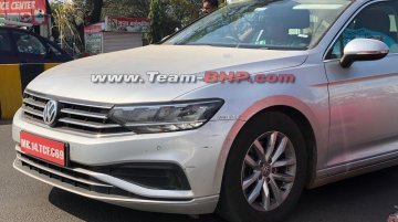 2020 VW Passat (facelift) spied up close, new features revealed