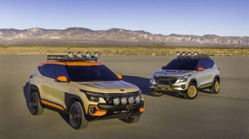 Kia Seltos X-Line announced for Auto Expo 2020