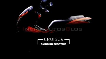 Okinawa Cruiser electric maxi-scooter to debut at Auto Expo 2020