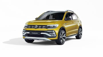 5 things you need to know about the production VW Taigun