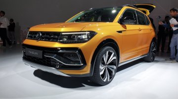 World Premiere: VW Taigun (VW MQB A0 SUV) unveiled in India, to go on sale in 2021 [Video]