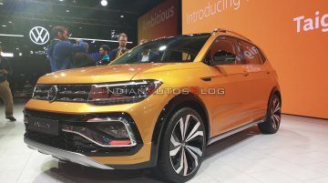 2021 VW Taigun concept - Live From Auto Expo 2020