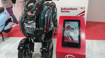New Hero Electric Products - Image Gallery