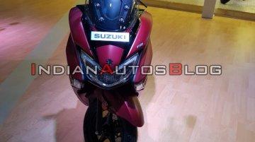 BS-VI Suzuki Burgman Street - Image Gallery