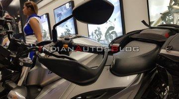 BS-VI Suzuki Gixxer - Image Gallery