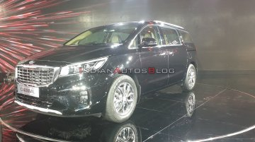Auto Expo 2020 Live - Kia Carnival launched in India, priced from INR 24.95 lakh