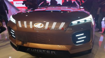 Mahindra Funster concept at Auto Expo 2020 - Image Gallery