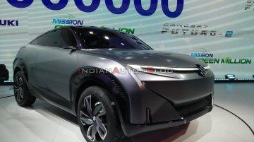 Maruti Concept Futuro-e - Live From Auto Expo 2020 [Update]
