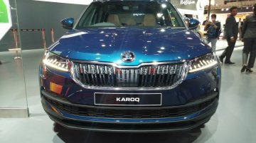 Skoda Karoq pre-bookings in India now open, deliveries begin in May