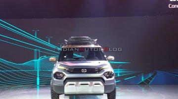 Tata HBX concept at Auto Expo 2020 - Image Gallery