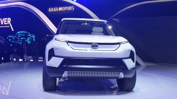 Tata Sierra concept at Auto Expo 2020 - Image Gallery