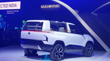 Next-gen Tata Sierra details: 3-door version & rear-mounted spare wheel ruled-out